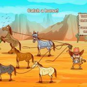 Cowboy Coin Rush_horses