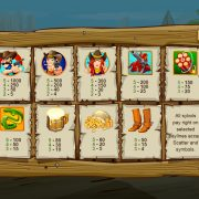 Cowboy Coin Rush_paytable1