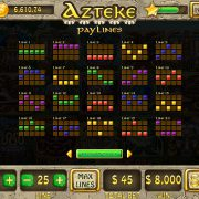 azteke_paytable_4