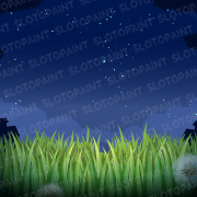 fruits_background_night