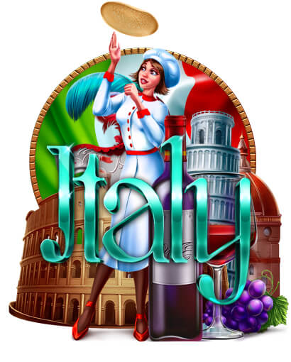 Italian Themed slot game