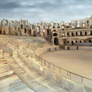 golden-colosseum_background